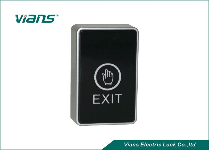 Access Control Touch Screen Door Exit Button Switch for Door Release
