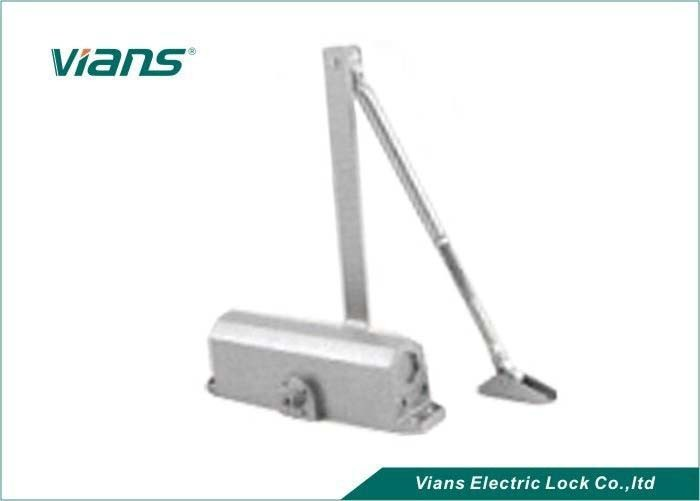 Security Door Auto Closer With Hold Open , Commercial Hydraulic Door Closer Heavy Duty