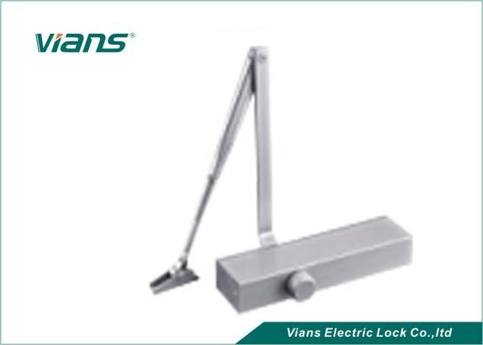 Heavy Duty Automatic Door Closer 180° Max Opening Angle For Security  Door