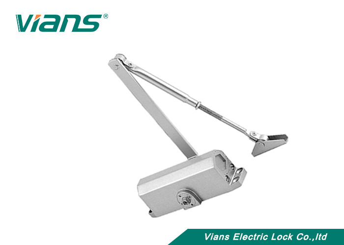 Adjustable Grade 3 Spring Hydraulic Heavy Duty Door Closer Max Open 180°