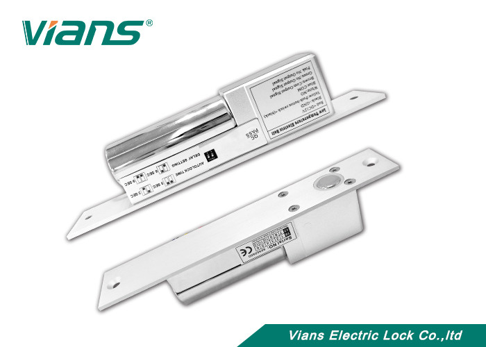 VIANS Electric Bolt lock with the Door status signal output + Time Delay